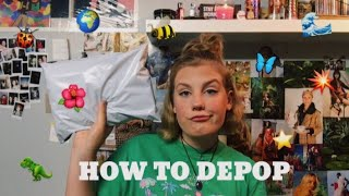 HOW TO SELL ON DEPOP ⭐️ Packaging, Shipping, And Everythin U Need To Kno!