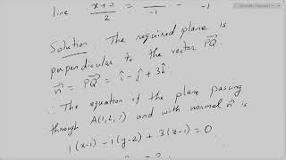 Three Dimensional Geometry 6