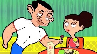 Mr Bean Best Cartoons ᴴᴰ Funny Full Episodes! New Collection 2016 #4
