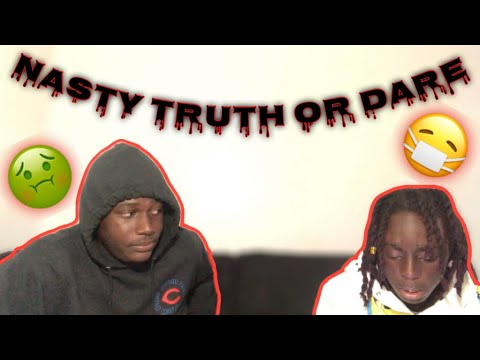 **EXTREME** NASTY TRUTH OR DARE 🤢 W/1kBroccoli (I Licked The Toilet) 🤮