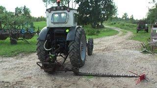 Restoring An Old Sickle Mower