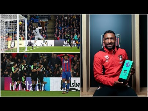 Mohamed Salah didn't even win the Carling Premier League Goal of the Month in December for his strike vs Everton. Jermain Defoe won it for this strike.