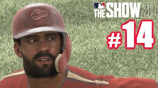 PLAYING ANDY FROM SOFTBALL! | MLB The Show 20 | Diamond Dynasty #14