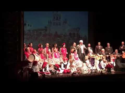 Villancicos gala Gran Teatro Cáceres 2017