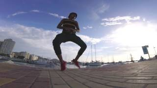 Kpono / Wande Coal ft Wizkid / Choreography / Bboy Davii