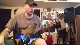 Bleed me an ocean - Acid Bath - Part 1 intro/verse lesson