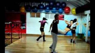 dance class Basement Jaxx ft. Paloma Faith 'What's A Girl Gotta Do?' choreography alex trejo