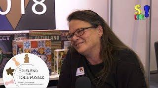 SPIEL 2018 - Messe-Veranstalterin Dominique Metzler im Interview