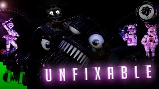 """DAGames - """"Unfixable"""" (FNAF Sister Location Song)"""