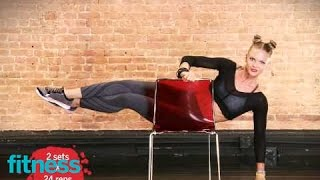 Madonnnas Hard Candy Jaw Breaker Workout   Fitness