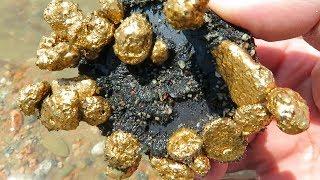 Как простые магниты золото собирают!? Я сам в шоке!!! Глаза говорили да, а разум