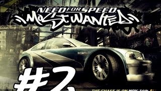 preview picture of video 'Need for Speed Most Wanted #2 // Empezando la Historia'