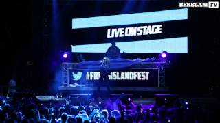 EVE: Got What You Need / Hot Boyz / What Ya Want Live @ Fresh Island Festival 2012 (Bekslam.TV)