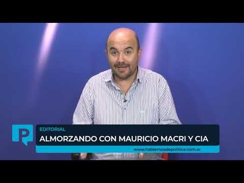 PROGRAMA 10 DE HABLEMOS DE POLITICA 2019 (15-04-2019)