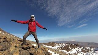 #21 Вулкан Тейде - самая высокая точка Атлантики. остров Тенерифе. Дневник ученого #ДУ