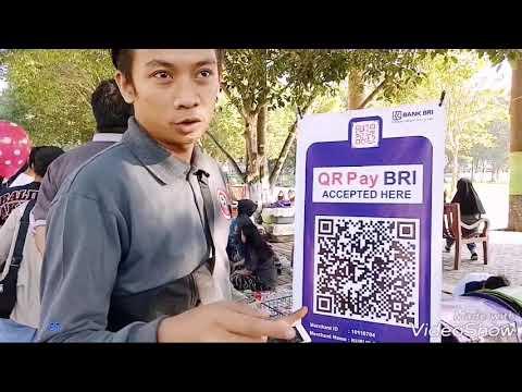 Cara menggunakan QR Pay BRI