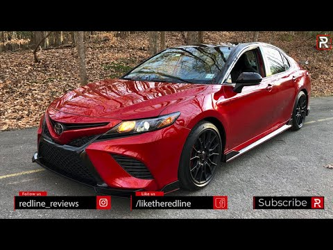 The 2020 Toyota Camry TRD is NOT Your Grandma's Car Anymore