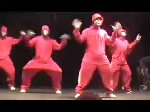 Jabbawockeez at fsc 11th anniversary