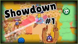 Showdown Throwdown! | Brawl Stars | Piper, Primo, Colt And More!