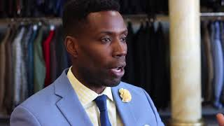 The Dapper Luq | S1 Ep3 | Upscale Mens Fashion In Norfolk