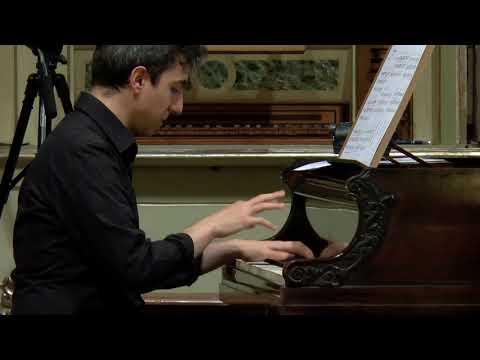 Granados: La Maja de Goya - Enzo Oliva, piano