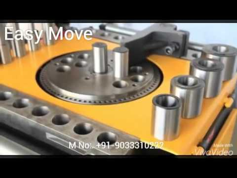 GW42 Automatic Bar Bending Machine