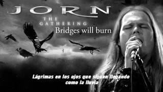 Jørn Lande   Bridges will burn Subtitulos Español