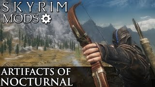 Skyrim Mods: Artifacts of Nocturnal