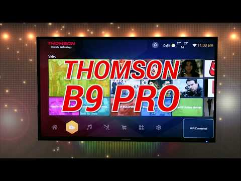 Thomson B9 Pro 40-inch Full HD Smart TV Review   Digit.in