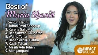 Gambar cover Best Of Maria Shandi