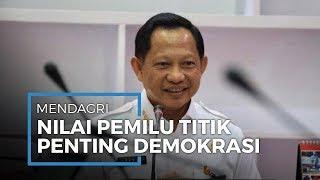 Mendagri Menilai Pemilu adalah Titik Penting Demokrasi di Indonesia