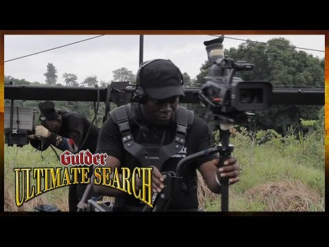 Gulder Ultimate Search XI - BTS (Ultimate Challenge 1)