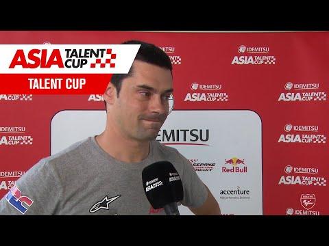 Diego Lozano Race 1 Interview - Round 3: Sepang International Circuit 2019 - IATC