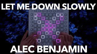 Alec Benjamin - Let Me Down Slowly // Fairlane Remix // Launchpad Cover // Project File