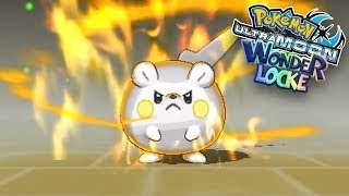 Togedemaru  - (Pokémon) - TOTEM TOGEDEMARU!! [#22]   Pokémon Ultra Sun And Moon Wonderlocke
