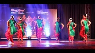 Pinga Dance Performance by Girls | Bajirao Mastani | Classical Performance on Bollywood Songs