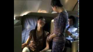 The Singapore business class