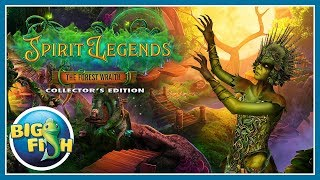 Spirit Legends: The Forest Wraith Collector's Edition video