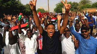 Sudan's Military Overthrows President Al-Bashir Amid Protests