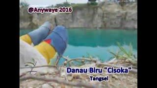 1 Hari yang cerah -Budi Doremi (lirik + panorama danau biru)