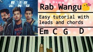 Easy Piano Tutorial With Pragati - BTS (방탄소년단) Jeon