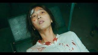 犯罪电影《一定要抓住》:女孩被绑架要被做成另类人彘,太可怕了