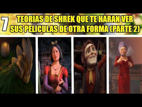 7 Teorías De Shrek Que Te Haran Ver Sus Películas De Otra Forma (Parte 2)