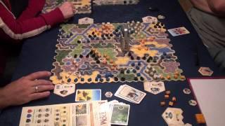 Kingdom Builder (Queen Games): Eine Rezension von Spiele-Podcast.de
