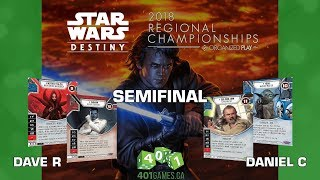 SW: Destiny - Regional @401 Games - Mar 10, 2018 - Semifinal