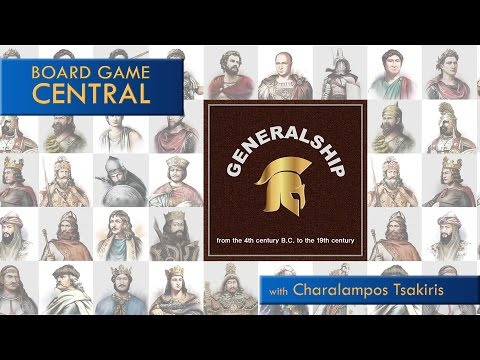 Generalship Review @ Board Game Central