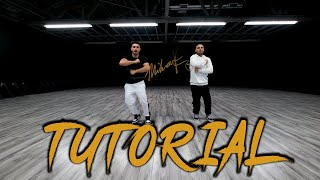 Justin Timberlake - Rock Your Body (Tutorial) Choreography | Mihran TV