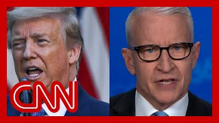 Anderson Cooper calls out Trump: 'Who's the thug here?'