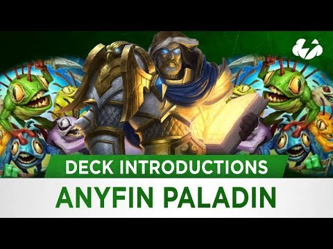 Hearthstone Deck Introductions   Wild: Anyfin Paladin! [Comment Section Request]