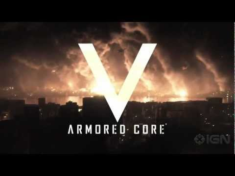 Armored Core V Release Date Announced